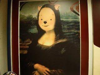 [Curiosidades] Mona Lisa Pooh