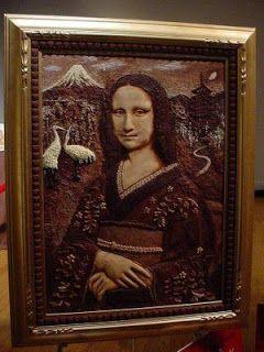 [Curiosidades] Mona Lisa diferente