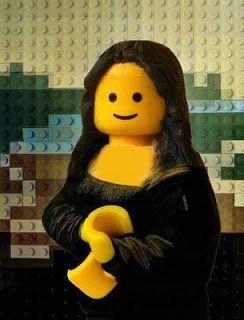 [Curiosidades] Mona Lisalego 2