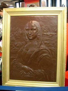 [Curiosidades] Mona Lisa en arena