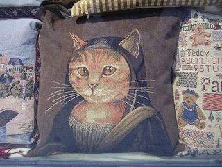 [Curiosidades] Mona Lisa Gato