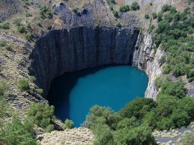 Foto Impresionante - Big Hole