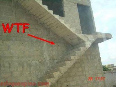 Imágenes insólitas de escaleras. WTF?! #|