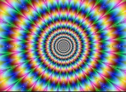 Ilusion optica alucinogena