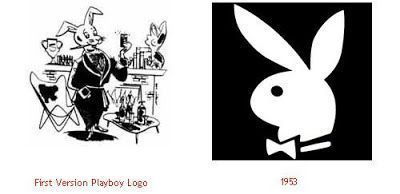 Logo - Curiosidades: playboy