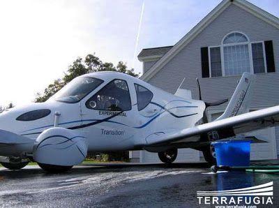 vehiculo volador