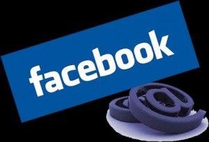 facebook correo electronico