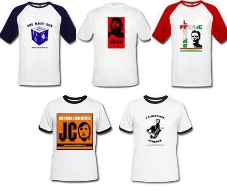 Curiosidades sobre las Camisetas