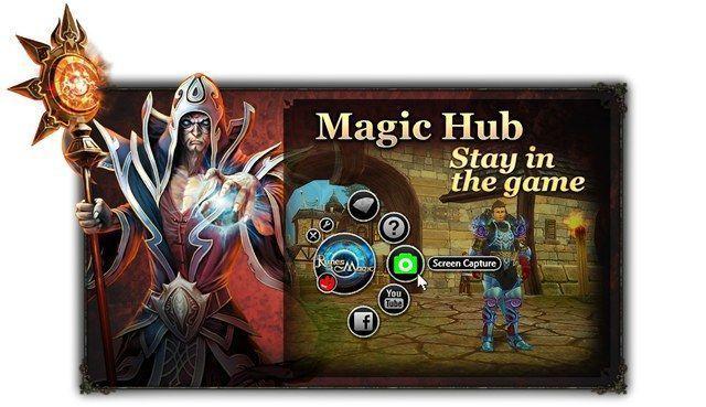 Magic Hum Rune of Magic