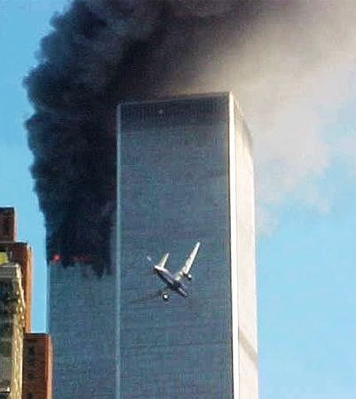 fotos de las torres gemelas destruidas 1