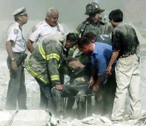 fotos de las torres gemelas destruidas 15