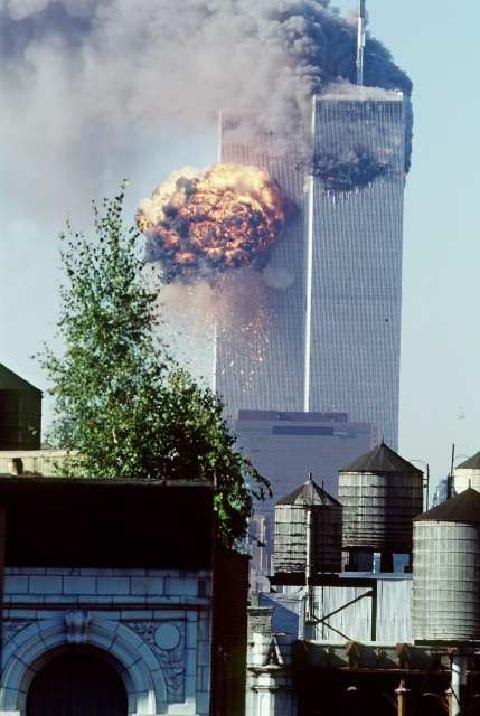fotos de las torres gemelas destruidas 17