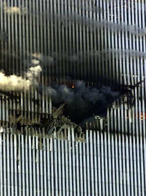 fotos de las torres gemelas destruidas 23