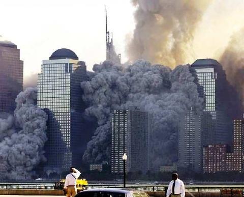 fotos de las torres gemelas destruidas 25