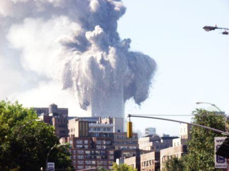 fotos de las torres gemelas destruidas 5