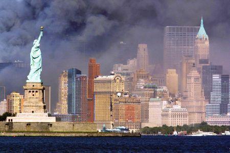 fotos de las torres gemelas destruidas 6