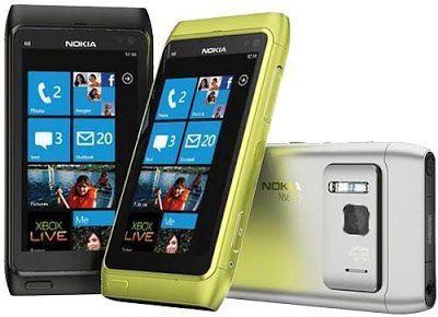 Nokia WindowsPhone7