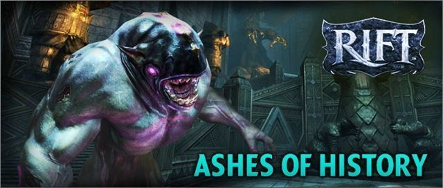 Rift Ashes of History