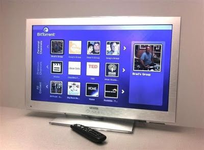 Televisor BitTorrent