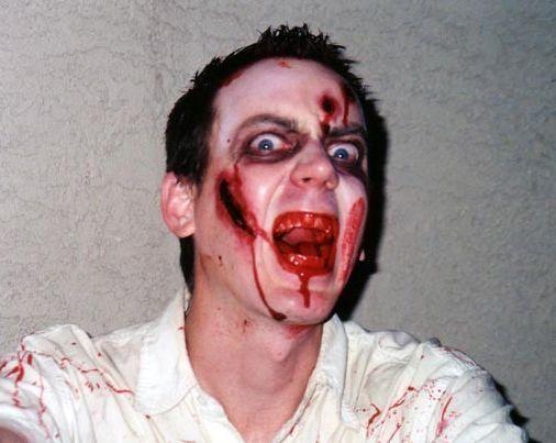 Videos sobre c mo maquillarse de zombie videos curiosos - Como maquillarse de zombie ...