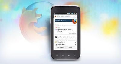 Firefox 8 para Android