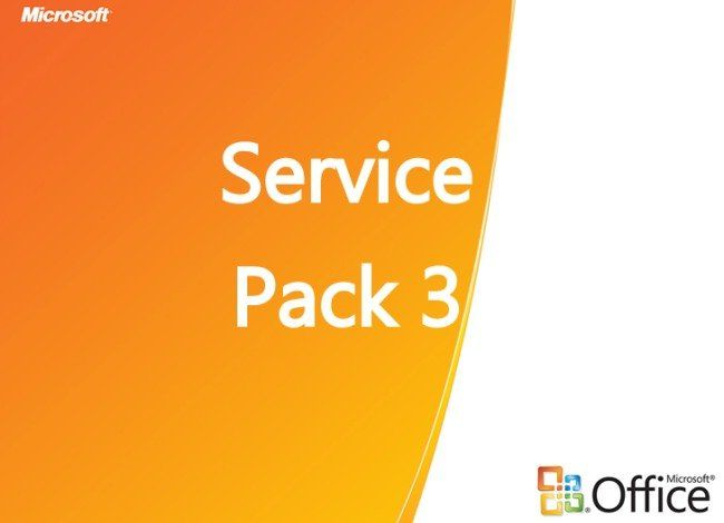 Service Pack 3 Office 2007