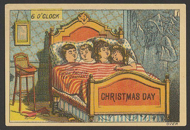 ¿Cuál es la historia de las felicitaciones de Navidad?