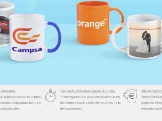 Tazas Personalizadas con Fotos o Logos