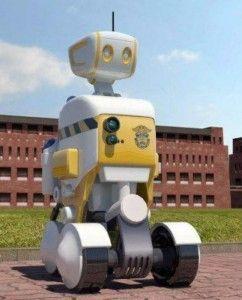 Robots de Corea del Sur