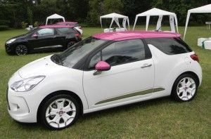 citroen ds3 fucsia blanco