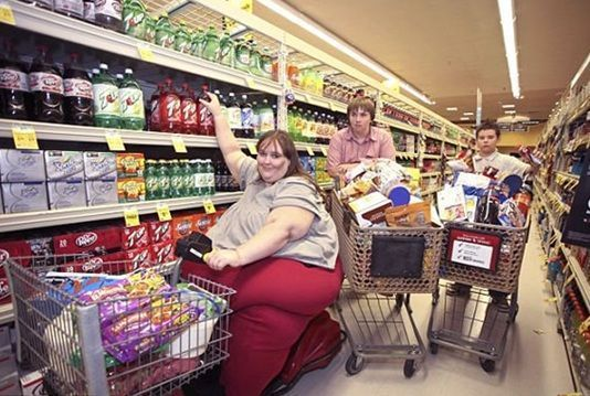 Pesar 730 kilos para ser la mujer más gorda del mundo y conseguir Record Guinnes