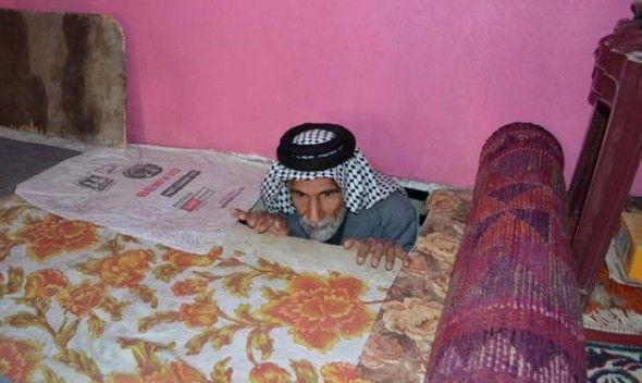 El hombre que vivió 20 años en un sótano