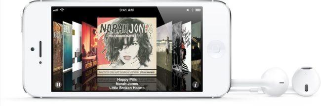 musica iphone 5