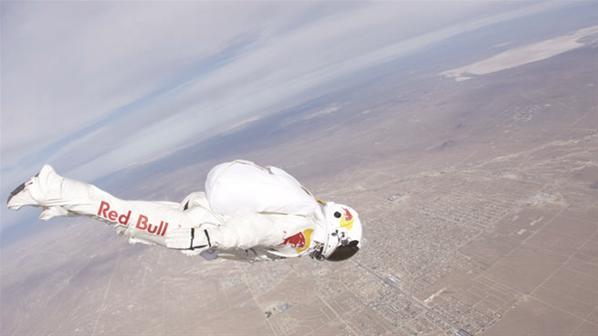 Fotos de el Salto desde la Estratosfera 6