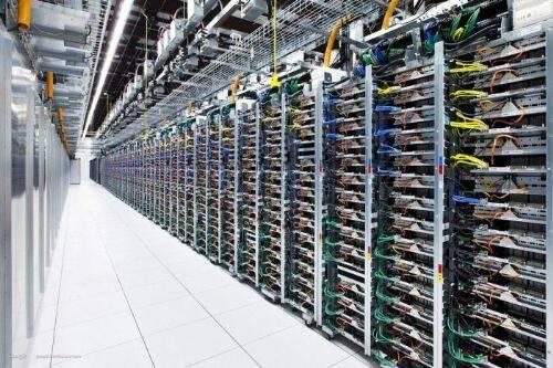 Fotos de los servidores de Google 3