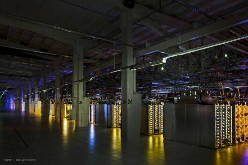 Fotos de los servidores de Google 5