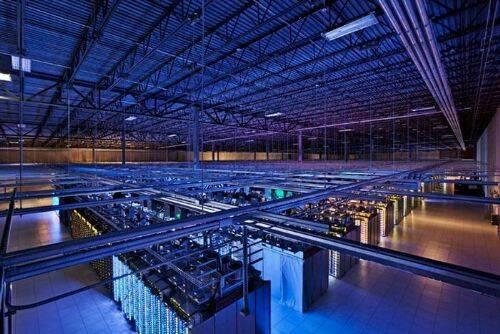 Fotos de los servidores de Google 7