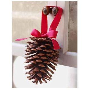 adorno barato para navidad