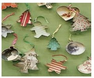 Crear adornos baratos de navidad for Adornos de navidad baratos