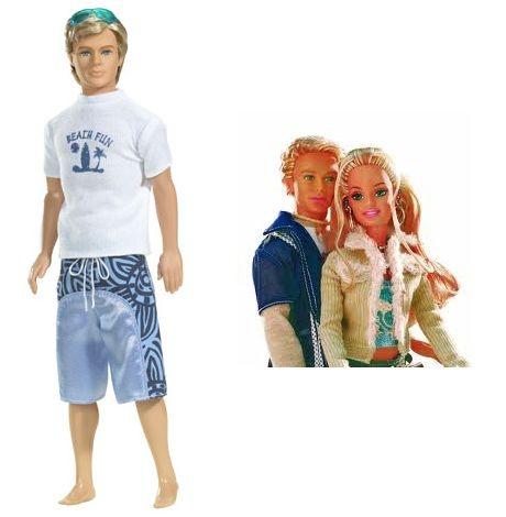 muñeco Ken de Barbie