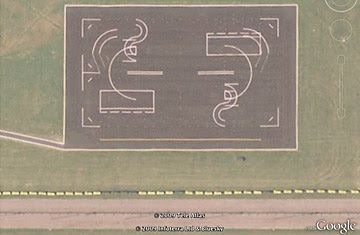 Descubrimiento curioso Google Earth 3