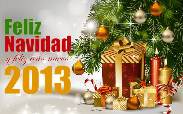 Feliz 2013 – 2