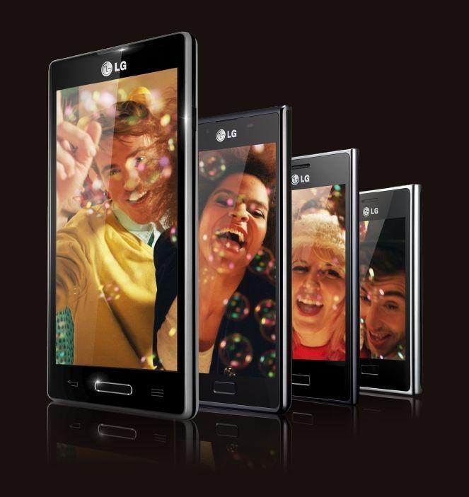 SmartPhones LG Optimus