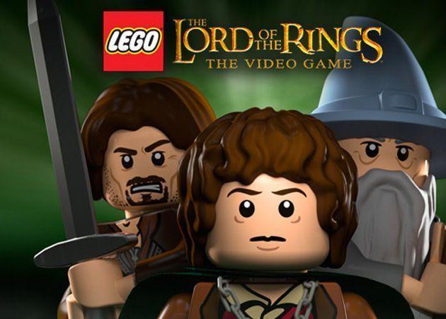 Videojuego El Señor de los Anillos de Lego
