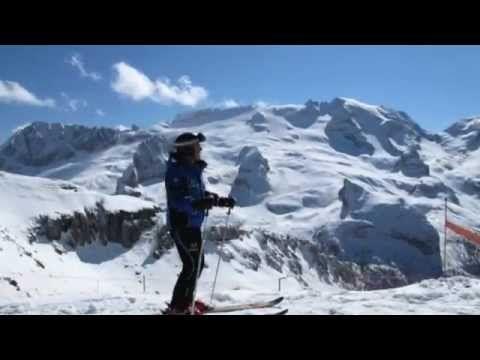 Videos de Los Dolomitas: Deportes en los Alpes Orientales