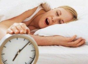 Despertarse sin tener sueño