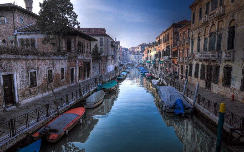 Fotografía de Venecia – Los canales