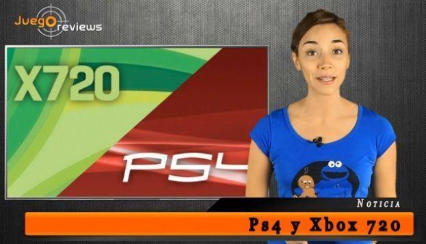 Noticias sobre videojuegos PS4 y Xbox720