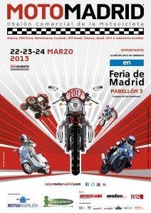 Salon Internacional de la Motocicleta MotoMadrid 2013