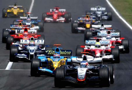 Campeonato de Formula 1
